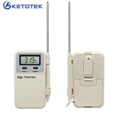 Digital Kitchen Thermometer BBQ Electronic Cooking Meat Thermometer Food Temperature Meter Stainless Steel Probe Kitchen Tools