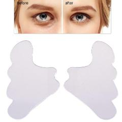 2 Pcs Stickers Cheek Patch Lifting Reusable Anti Wrinkle Pad Skin Care Mask Silicone Portable Practical Facial Forehead