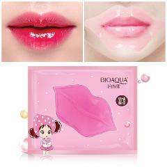 1pcs New Anti Ageing Wrinkle Patch Pad Lip Mask Gel Lip Care Women Crystal Collagen Lip Mask Pads Moisture Essence TSLM1