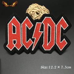 Clothes Patches Rock band Heavy Metal Band banner Patch Badges Embroidered Applique Sewing Iron On Badge Clothes Garment Apparel