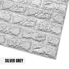 3D Brick Wall Stickers Living Waterproof Foam Room Bedroom DIY Adhesive Wallpaper Art home Wall Decals